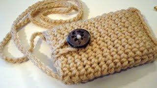 getlinkyoutube.com-Vol 04 - Crochet Pattern for Cell Phones