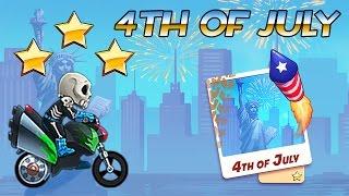 getlinkyoutube.com-Bike Race | Pack 4th Of July (1-8) ✮✮✮ | Blue Angel