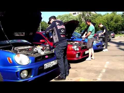 Где находятся сальники клапанов в Subaru Импреза WRX