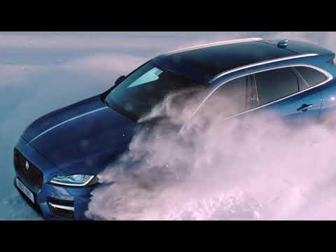 01 Jaguar Intelligent All Wheel Drive AWD