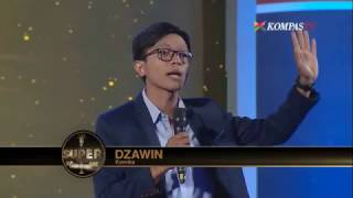 getlinkyoutube.com-Dzawin: Mental Anak Gunung (SUPER Stand Up Seru eps 233)