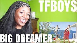 getlinkyoutube.com-TFBOYS - Big Dreamer(大梦想家) | MV REACTION
