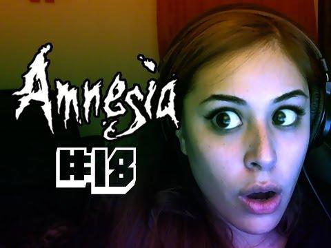 Amnesia  Ep. 18 w/Cupquake