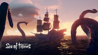 Sea of Thieves - Megjelenés Trailer