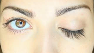 getlinkyoutube.com-How To Grow Long Eyelashes FAST! (Guaranteed Longer Eyelashes)