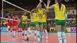 2006 World Championship Russia vs Brasil 3&4 set