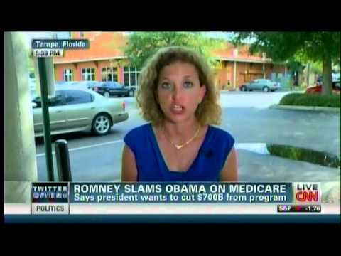 DNC Chair Gets Blitzed By Wolf On False Medicare Attacks