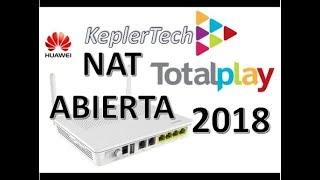 Nat abierta - Xbox Live y PSN - Totalplay Nuevo Metodo 2017