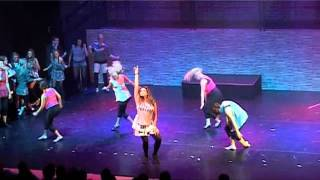 getlinkyoutube.com-There She Goes/Fame - Fame The Musical