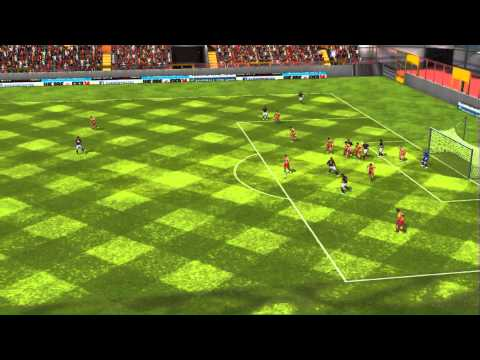FIFA 14 iPhone/iPad - KatzutoT vs. FC Barcelona