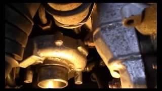 getlinkyoutube.com-Audi A4 - Zrob to sam - Obserwacja sztangi turbiny AFN i podobne