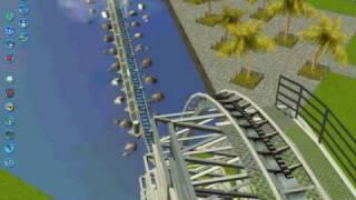 paradise pier rct3 park download