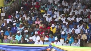 Hotuba ya Mhe Rais Magufuli Mei Mosi, 2016 Dodoma