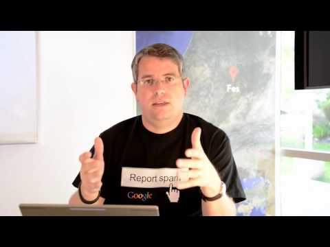 Google Algorithmic Penalty update explained by Matt Cutts
