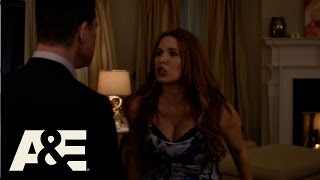 getlinkyoutube.com-Unforgettable: Al Interrupts Carrie's Date | A&E