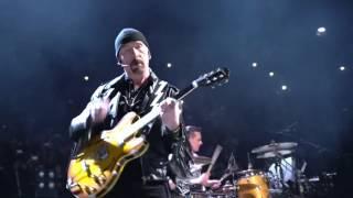 getlinkyoutube.com-U2 - The Miracle (Of Joey Ramone) - Paris 12/6/15 - Pro Shot HD