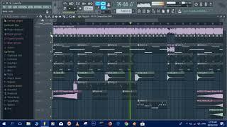 Kiss Daniel  4DAYZ ZulqzBeatz Remake FL Studio + FLP Instrumental