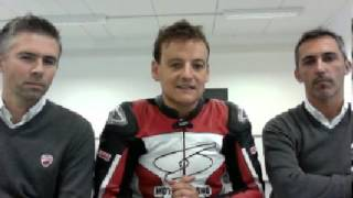 getlinkyoutube.com-Diretta streaming Ducati 899 Panigale