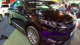 getlinkyoutube.com-New Generation Toyota Harrier 2015, 2016, 2017