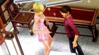 getlinkyoutube.com-SIMS FREEPLAY SHOW: teen pregnant at 16! ep. 1!