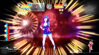 getlinkyoutube.com-[PS4] Just Dance 2016 - World Video Challenge - Firework
