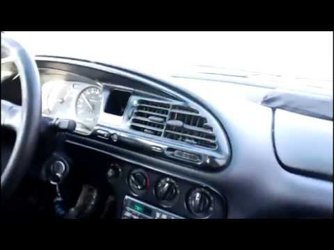 Ford Mondeo mk 1 1.8 16v speed test 0-100