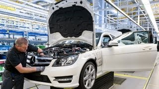 getlinkyoutube.com-2013 Mercedes C Class Production Process