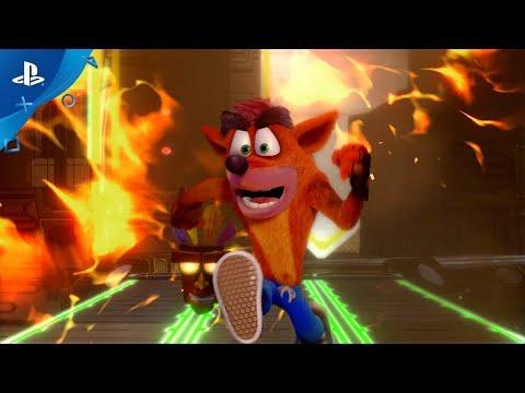 Crash Bandicoot: N. Sane Trilogy (PS4)  © Activision 2017   1/1
