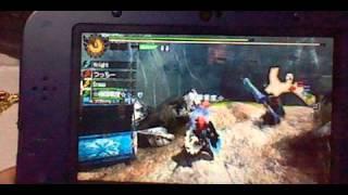 getlinkyoutube.com-モンスターハンター4G 戦争 Knight VS ☆極限零度☆