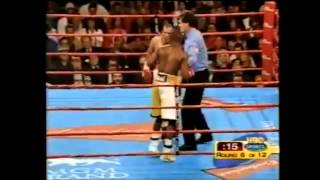 getlinkyoutube.com-La derrota de Mayweather vs Jose luis Castillo
