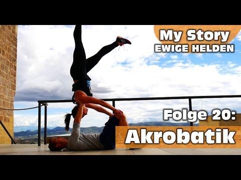 Workout mit dem Partner | Akrobatik Übungen