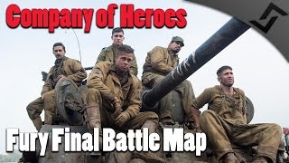 getlinkyoutube.com-Company of Heroes 2 - Fury Final Battle Map