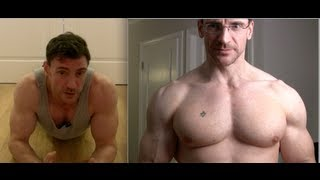 Home Chest Workout How to Get a Big Chest at Home Without Weights PUSH UPS WORKOUT