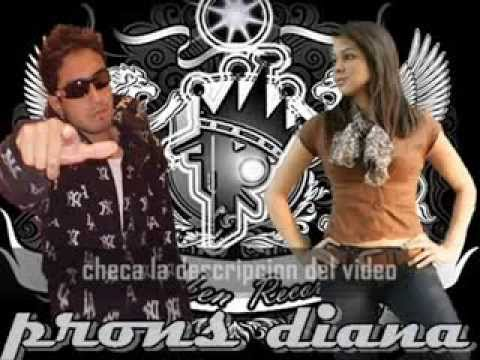 prons ft diana-me acuerdo♪♪ (cover) vico c