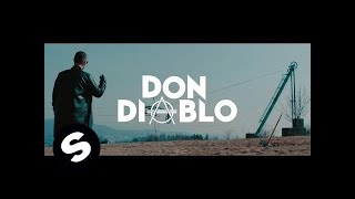 Don Diablo - On My Mind (Official Music Video)