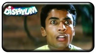 getlinkyoutube.com-Dishyum Tamil Movie | Tamil Movie Comedy | Full Comedy | Jeeva | Guinness Pakru Comedy