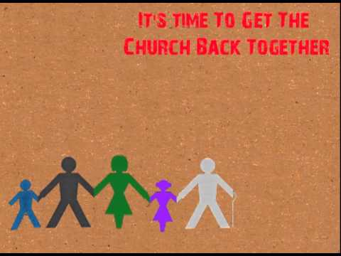 WE Curriculum: Getting the Church Back Together