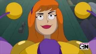 getlinkyoutube.com-Be Cool, Scooby-Doo! - Daphne's Mascot Hijinks