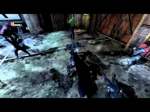 Batman: Arkham City - Walkthrough Part 30 (Gameplay & Commentary) [Xbox 360/PS3/PC]