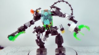 getlinkyoutube.com-레고 히어로팩토리 합체 콤보모델, 44017 스토머 프리즈와 44019 로카 스텔스 머신 콤비네이션