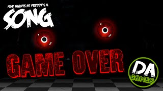 getlinkyoutube.com-FIVE NIGHTS AT FREDDY'S 4 SONG (GAME OVER) LYRIC VIDEO - DAGames