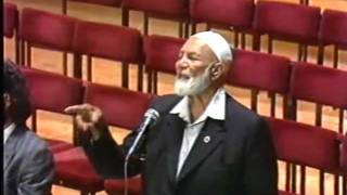 getlinkyoutube.com-Jesus And Muhammed: A Comparitive Study - Sheikh Ahmed Deedat