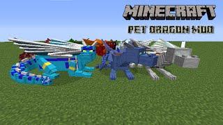 getlinkyoutube.com-Minecraft : รีวิว Pet Dragon Mod [1.7.10] - จับมังกรให้เป็นสัตว์เลี้ยง!