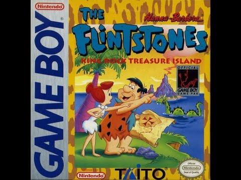 Area DMG - Gaming Paraphilia - The Flintstones: King Rock Treasure Island