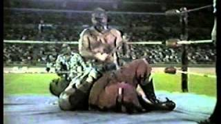 WWC: Abdullah The Butcher vs. Victor Jovica (in Trinidad)