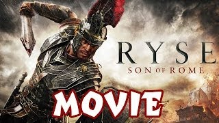 getlinkyoutube.com-Ryse Son of Rome FULL MOVIE 2013 [HD]