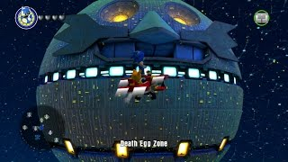 Lego Dimensions - Sonic Pack DLC - Death Egg Zone