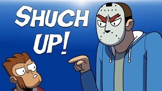 "Delirious Animated! Ep. 12 (SHUCH UP!) By Pegbarians ""GTA 5 Clip"""