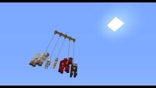 Alles über die neue Leine in Minecraft! - Tutorial (1.6 Snapshot)