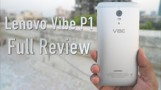 getlinkyoutube.com-Lenovo Vibe P1 Full Review - Must Watch Before Spending Rs 15999 | AllAboutTechnologies